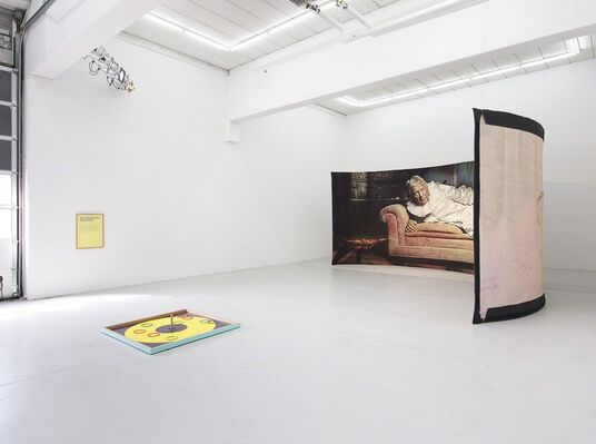 SEND IN THE CLOWNS, installation view