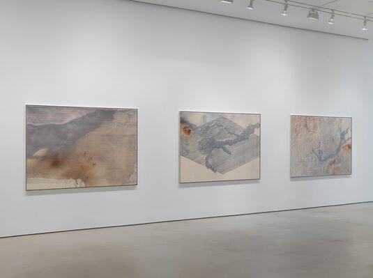 DANIEL LEFCOURT: Terraform, installation view