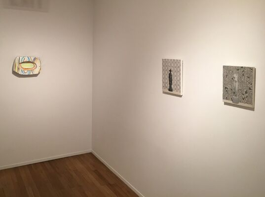 OBJECTY, installation view