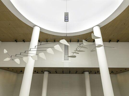 Alexander Calder: Motion Lab, installation view