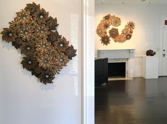 Seismic | Formations: Selected Works by Joshua Abarbanel & China Adams, installation view