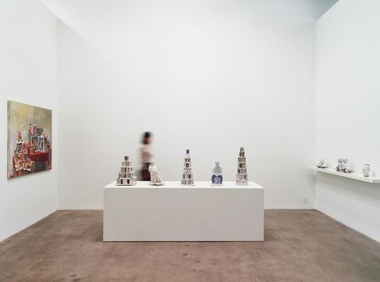 Jesse Edwards: House of Cards, installation view