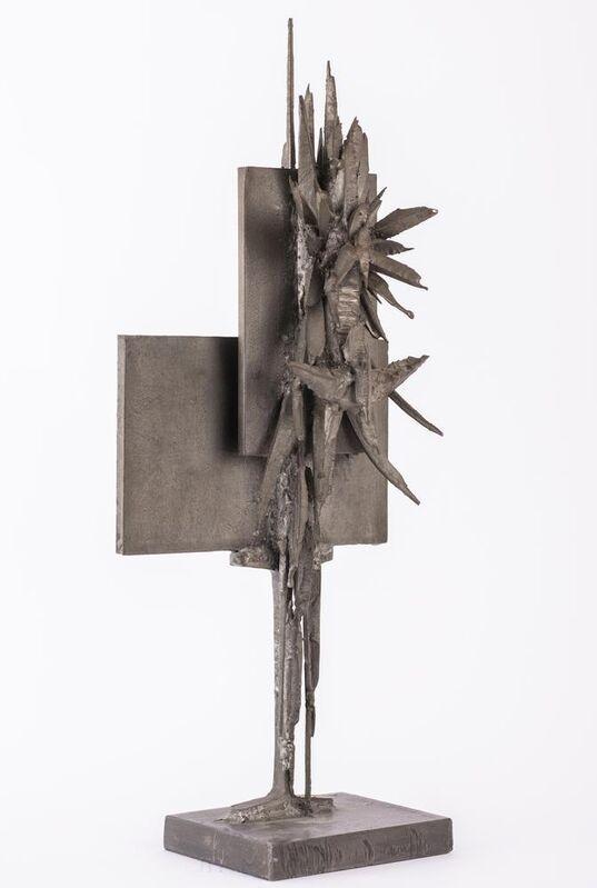 Agenore Fabbri, 'Personaggio', 1962, Sculpture, Tinned iron, Itineris