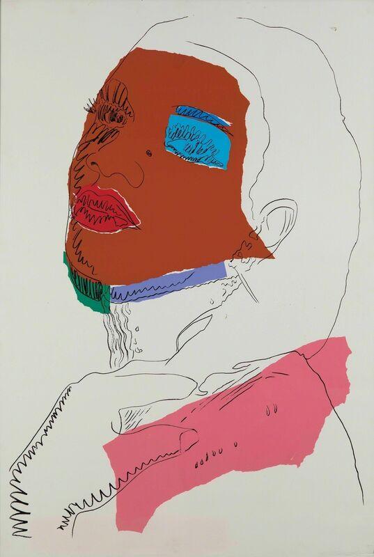Andy Warhol, 'Ladies and gentlemen', 1975, Print, Colored silk-screen printing., Cambi