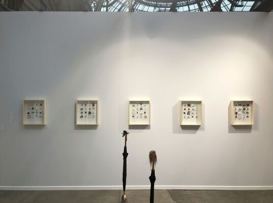 Christopher Cutts Gallery  at Art Paris 2019, installation view