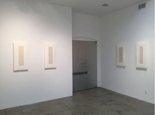 Martin Brief - A Brief History of Time, installation view