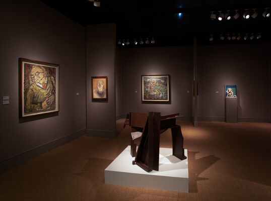Piano Nobile at Masterpiece London 2019, installation view