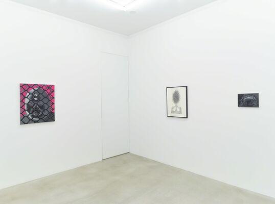 Trenton Doyle Hancock: Pandemic Pentameter, installation view