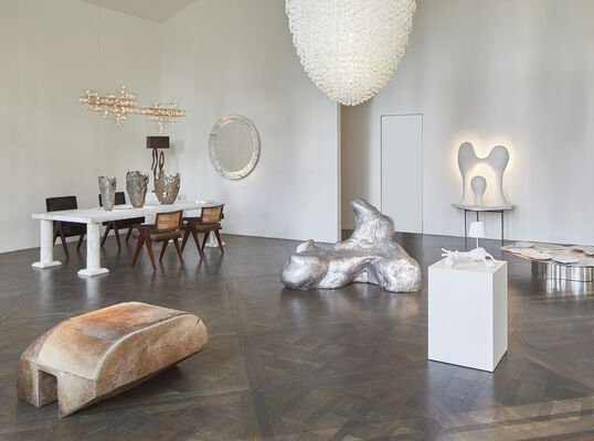 The Good, The Bad and The Ugly, installation view