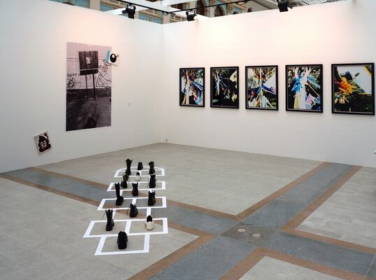 XL Gallery at Cosmoscow 2016, installation view