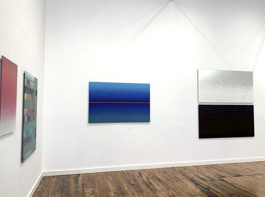 "Nicole Chesney ""Current"", installation view"