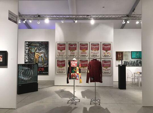 RUDOLF BUDJA GALLERY at Art Miami 2019, installation view