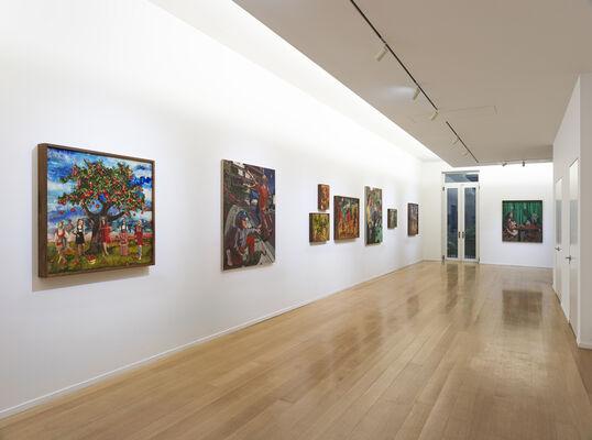 Marnie Weber & Justin John Greene, installation view