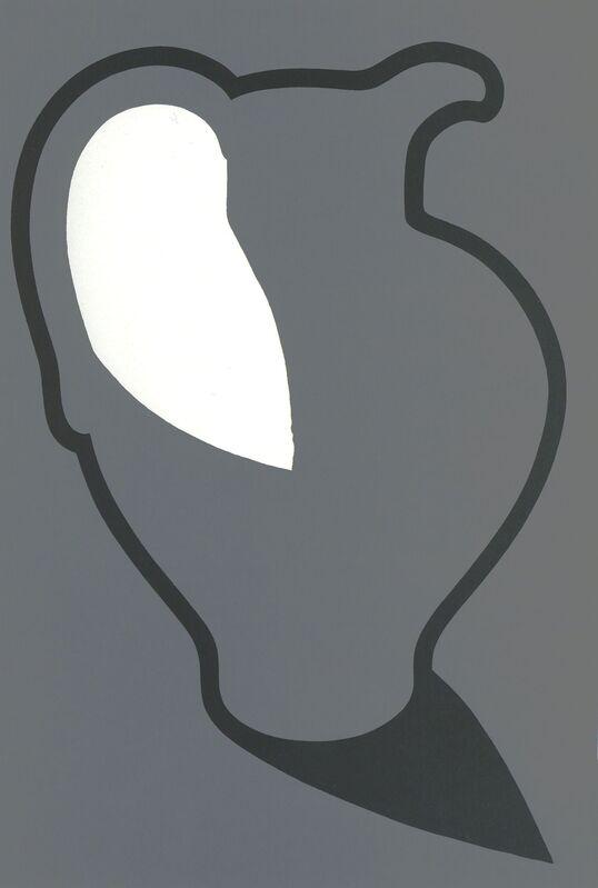 Patrick Caulfield, 'Large Jug', 1983, Print, Screenprint, Cristea Roberts Gallery