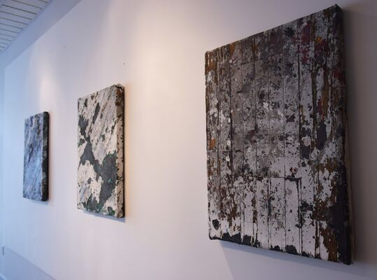 James Gortner: Ground Breakage, installation view