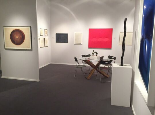 The Mayor Gallery at TEFAF Maastricht 2016, installation view