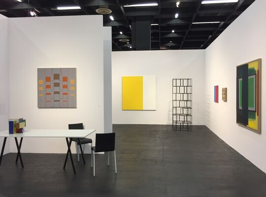 Slewe Gallery at Art Cologne 2019, installation view