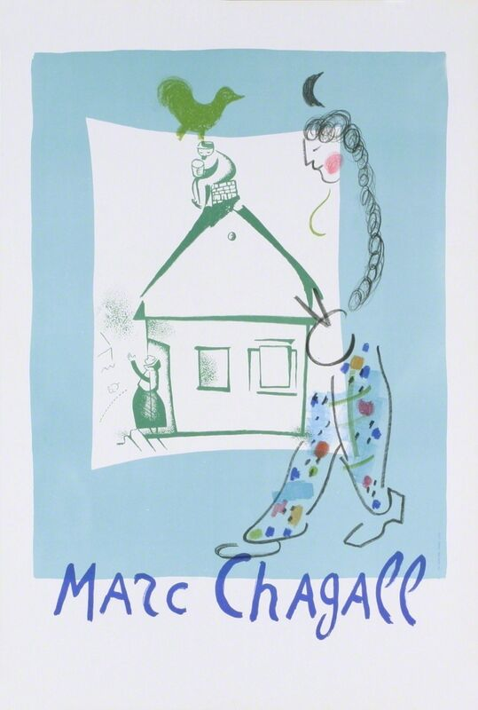 Marc Chagall, 'The House in My Village (before letters)', 1964, Print, Lithograph, ArtWise