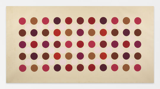 Thomas Downing, 'Grid (?) Untitled', circa 1970