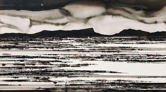 David Middlebrook, 'Northern Star, Central Australia', 2018