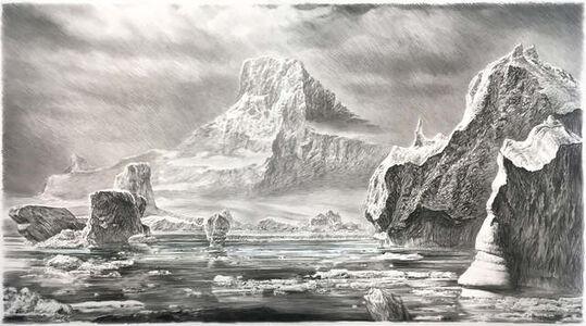 Rick Shaefer, 'Iceberg I', 2017