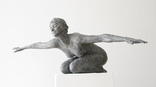 Linde Ergo, 'Spread your wings', 2018