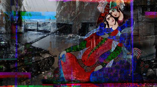 Ghadeer Saeed, 'Waiting for Godot ', 2015
