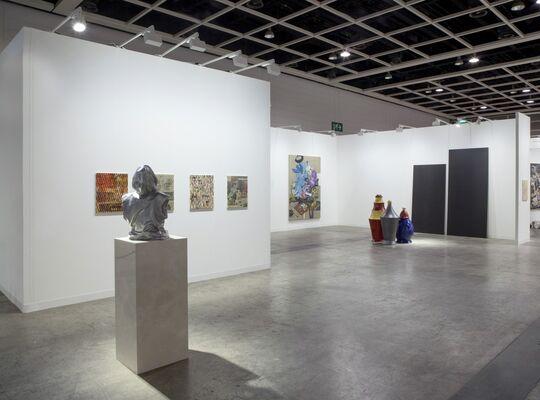 carlier | gebauer at Art Basel in Hong Kong 2017, installation view