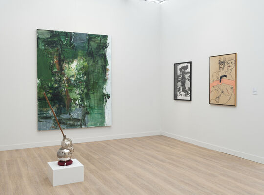 Lévy Gorvy at Frieze Los Angeles 2020, installation view