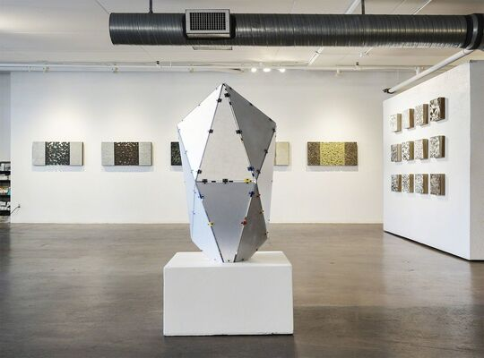 The Space Between, installation view