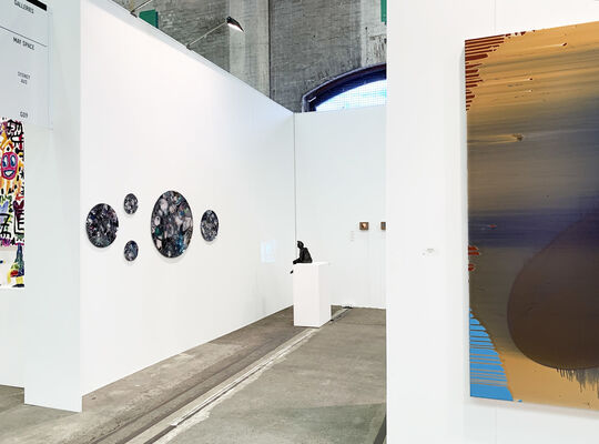 May Space at Sydney Contemporary 2019, installation view