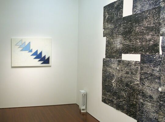 Erik Hanson - From the Morning, installation view