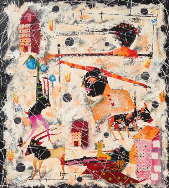 Michel Delgado, 'Where You Go From Here?', 2014