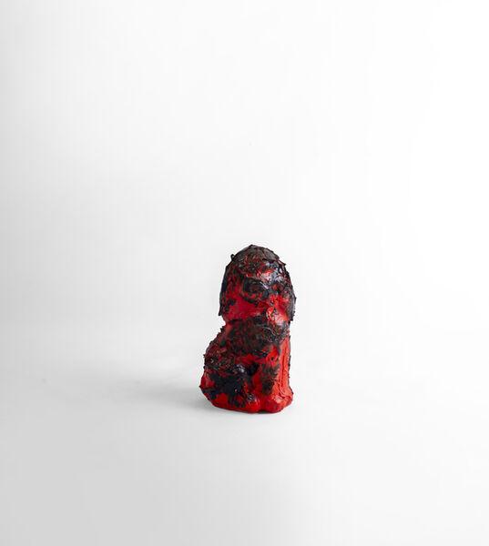 Georgina Gratrix, 'Red dog', 2020