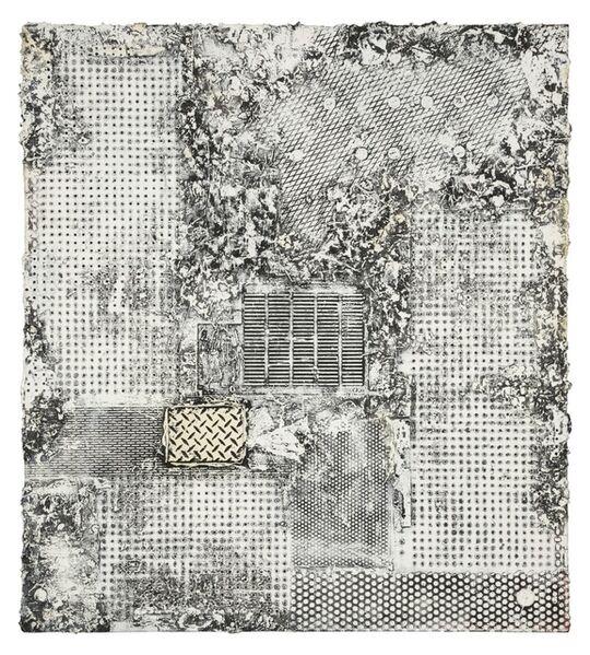 Jack Whitten, 'The Ghost of Joseph Beuys'