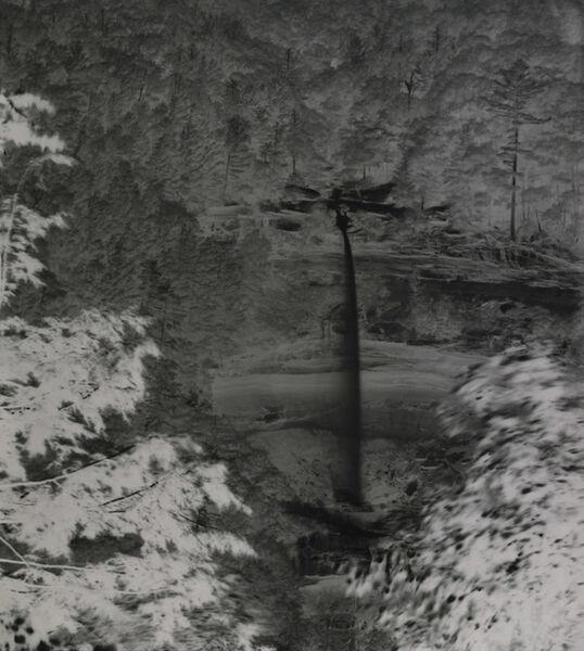 Shi Guorui, 'Kaaterskill Falls, Catskill Mountains, New York July 26-28 2019', 2019