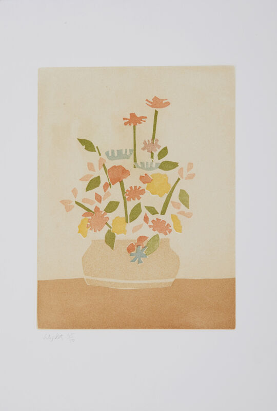 Alex Katz, 'Small Cuts (Portfolio of 6)', 2008, Print, Aquatint, Weng Contemporary