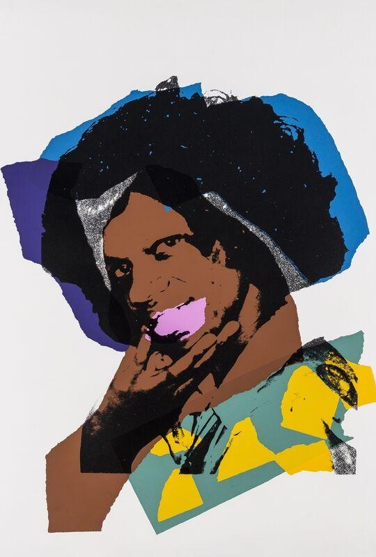 Andy Warhol, 'Ladies and Gentlemen (Feldman & Schellmann 137)', 1975, Print, Screenprint in colours, Forum Auctions