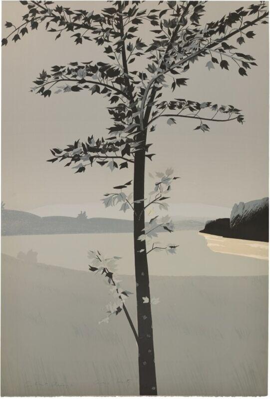 Alex Katz, 'Swamp Maple II', 1970, Print, Lithograph, Marlborough New York