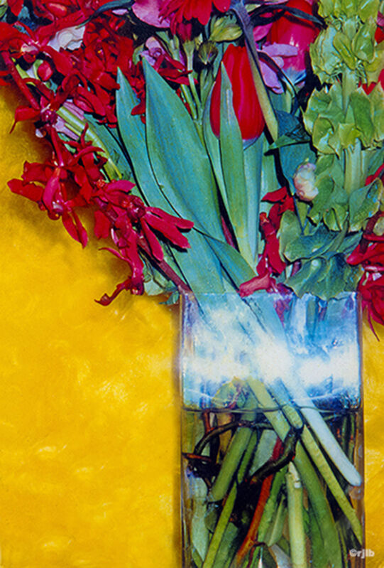 Richard Longo Burrows, 'FlowerPower', 1996, Photography, Archival Pigment Prints on paper, White Wall Space