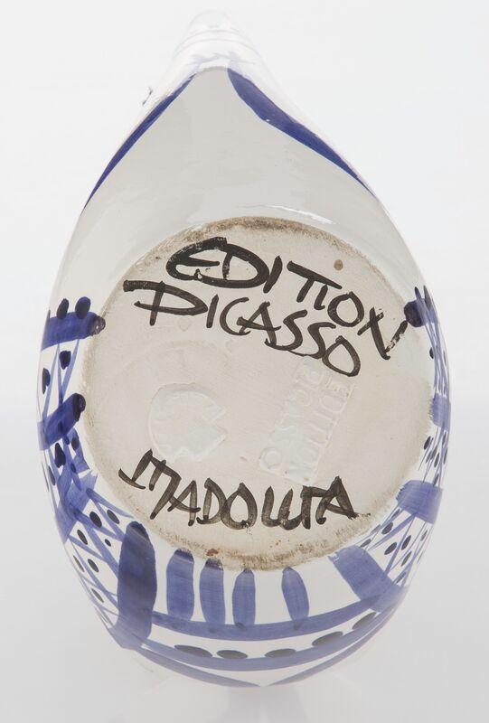 Pablo Picasso, 'Sujet poule', 1954, Design/Decorative Art, Terre de faïence pitcher, glazed and painted, Heritage Auctions