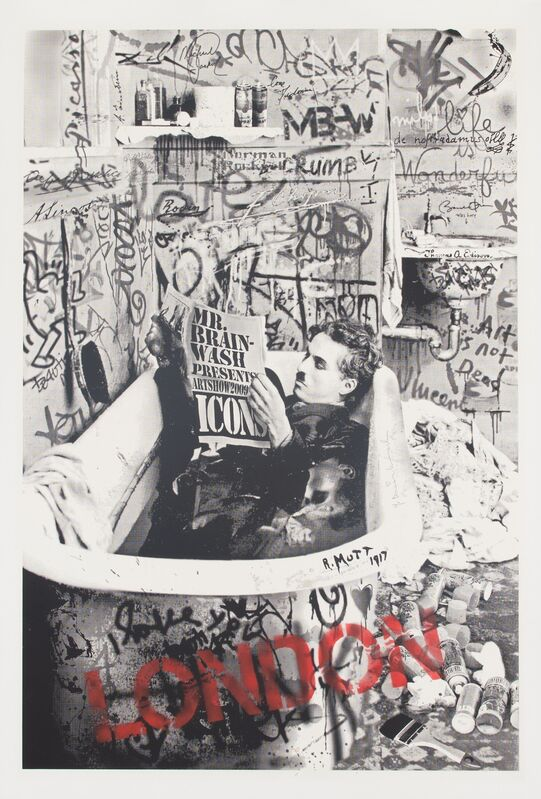 Mr. Brainwash, 'Icons', 2009, Print, Screenprint and stencil in colors on Archival Art paper, Heritage Auctions
