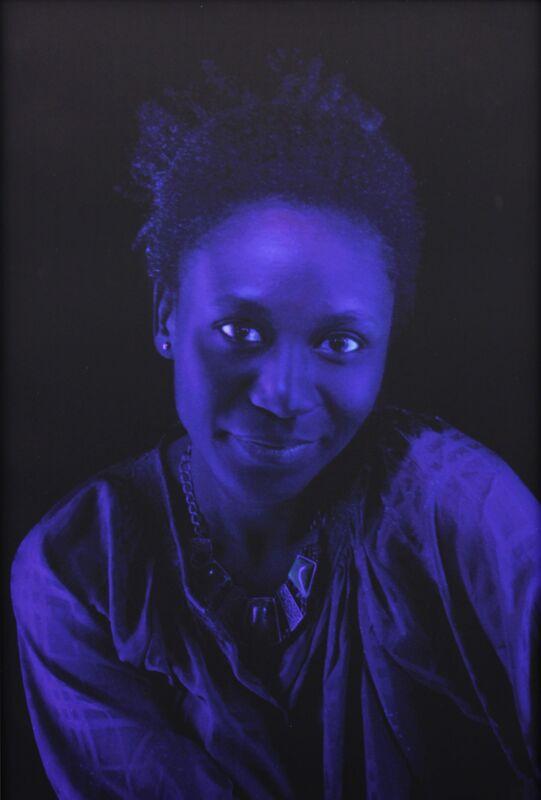 Kerry James Marshall, 'Black Beauty (Alana)', 2012, Print, Archival digital print, Koplin Del Rio