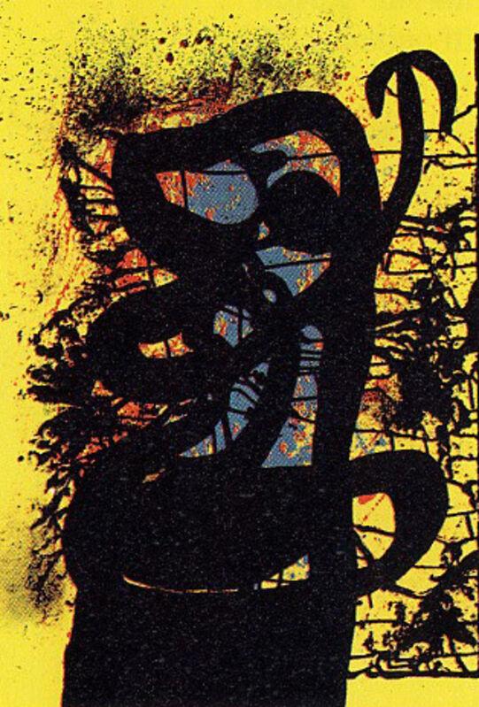 Joan Miró, 'La dentellière (D-525)', 1969, Print, Lithograph on paper, Galerie Simon Blais