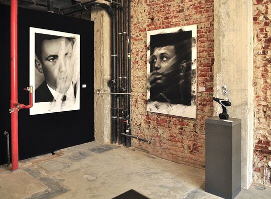 Mazel Galerie at YIA Art Fair 2016 - LE LOUISE 186 (BRUSSELS), installation view