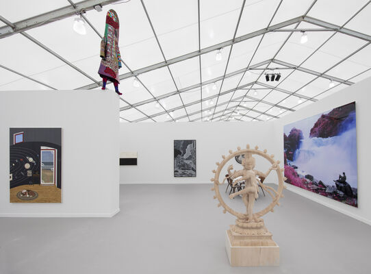 Jack Shainman Gallery at Frieze New York 2019, installation view