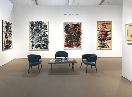 Hollis Taggart at Palm Beach Modern + Contemporary 2020, installation view