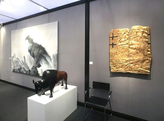 Galerie Dumonteil at Fine Art Asia 2018, installation view