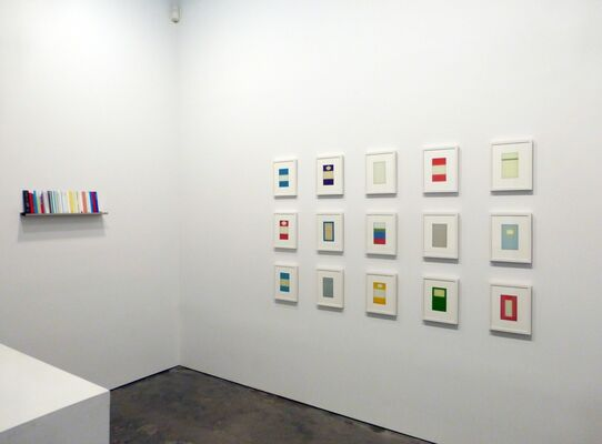 Composition, installation view