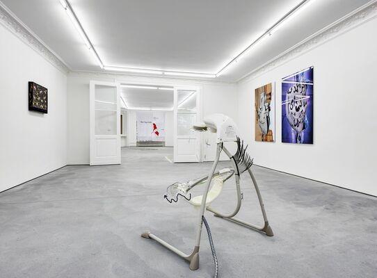 Grand New, installation view